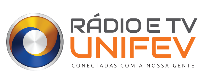 Logo Rádio e TV Unifev